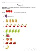 Spanish Info Gap Fruits and Vegetables