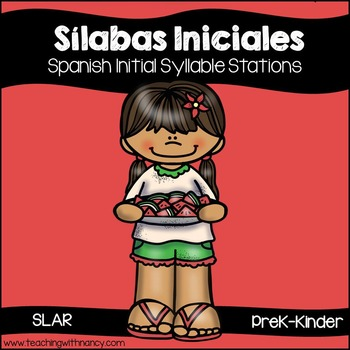 Spanish: Initial Syllable Stations