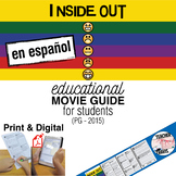 Inside Out Guía de película en Español / Inside Out Movie