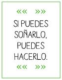 Spanish Inspirational Quotes - 2