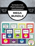 Spanish Integrated Performance Assessment (IPA) Bundle