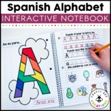 Spanish Interactive Alphabet Notebook | Spanish Alphabet C