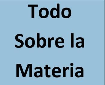 Spanish Interactive Matter Book