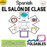 Spanish Distance Learning Classroom Vocabulary LA CLASE In