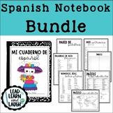 Spanish Interactive Notebook Bundle