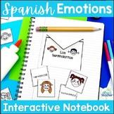 Spanish Interactive Notebook Emotions - Estar Sentirse Los Sentimientos