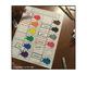 Spanish Interactive Notebook: Los Colores