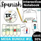 Spanish Interactive Notebook MEGA BUNDLE 2