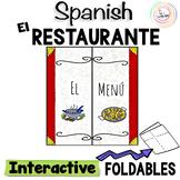 Spanish Distance Learning Menu and Restaurant RESTAURANTE
