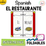 Spanish Distance Learning Menu and Restaurant RESTAURANTE