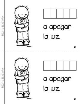 """Spanish Interactive Sight Word Reader """"AYUDO en el salón de clases"""""""