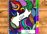 Spanish Interactive Virtual Notebook