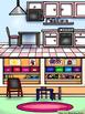 Spanish Interactive folder: La casa / Folder interactivo d