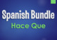 Spanish Intermediate Grammar Monster Bundle