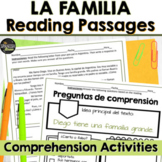 Spanish Interpersonal Reading for Family w digital option