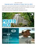 Spanish Interpretive Listening activity: Madrileños por el Mundo: Puerto Rico