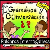 Spanish Interrogatives