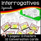 Spanish Interrogatives | Spanish Question Words
