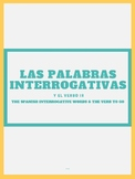Spanish Interrogative words and verb to go (ir)