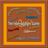 Spanish Interrogatives - Games for learning Spanish Questi