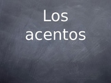 Spanish: Intro to Accent Marks/Español: Introducción a los acentos ortográficos