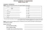 Intruducciones - Spanish Introductions, Alphabet, & Number
