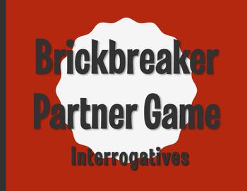 Spanish Ir Brickbreaker Partner Game