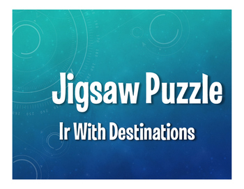 Spanish Ir Jigsaw Puzzle