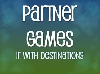 Spanish Ir Partner Games