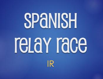Spanish Ir Relay Race