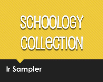 Spanish Ir Schoology Collection Sampler