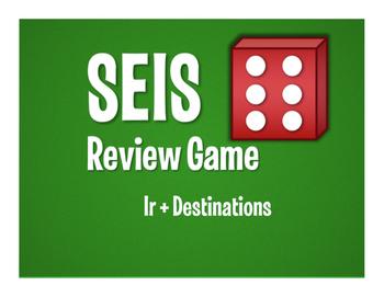Spanish Ir Seis Game