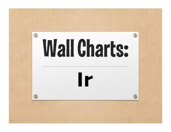 Spanish Ir Wall Charts