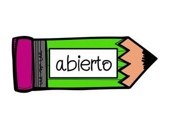 Spanish Irregular Past Participles Bulletin Board Set w/Activities