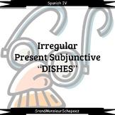 Spanish Irregular Present Subjunctive Video Bundle (Distan