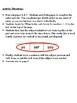 Spanish Irregular Verb Writing Activity (ser, estar, ir, hacer)