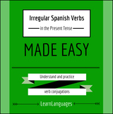 Spanish: Irregular Verbs in the Present Tense Indicative -