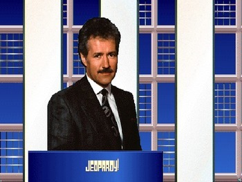 Spanish Jeopardy Review Game