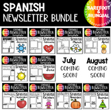 Spanish June Newsletter