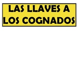 "Spanish ""Keys to Cognates"" Bulletin Board Set"