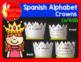 Spanish Kindergarten Alphabet Crowns