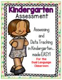 Spanish: Kindergarten Year Long Assessment