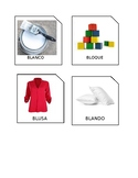 Spanish L Blend Articulation Cards