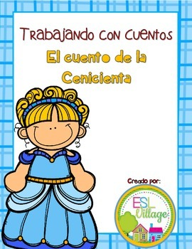 In Spanish {Cenicienta}