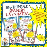Spanish La Comida Food Bundle