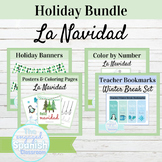 Spanish La Navidad Bundle