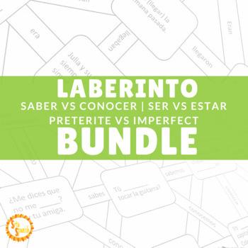 Spanish Laberinto - BUNDLE