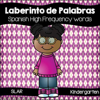 Spanish: Laberinto de Palabras (primeras 25)