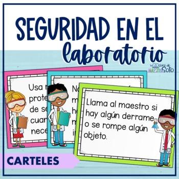 Spanish Laboratory Safety Rules  Reglas de seguridad en el laboratorio
