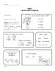 Spanish Language Homework for Speech Therapy